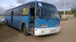 Daewoo BH115. Продам автобус, 41 место, С маршрутом, работой