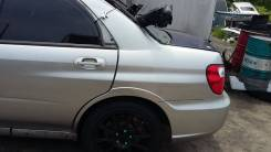 Крыло. Subaru Impreza WRX STI, GD, GDB EJ207