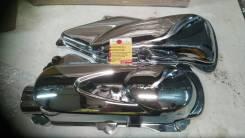 Крышка вариатора+ крышка воздушного фильтра Honda AF61 AF62 AF67 AF68