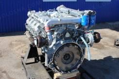 Двигатель КамАЗ Евро-3 740.60, 740.62, 740.63
