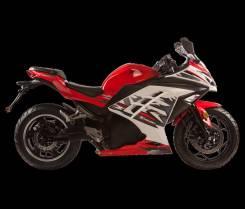 SKYBOARD Moto Red 5000 Вт, 2018