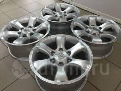 Новые диски R16 6/139,7 Toyota