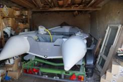 Продам лодку+ мотор Honda + прицеп+жилеты