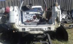 Задняя часть автомобиля. Daihatsu Terios Kid, 111G, J111G, J131G EFDEM, EFDET