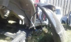 Накладка на порог. Daihatsu Terios Kid, 111G, J111G, J131G EFDEM, EFDET