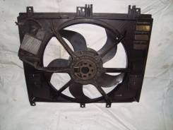 Вентилятор охлаждения радиатора. SsangYong Rexton, GAB, RJN Двигатели: D27DT, D27DTP