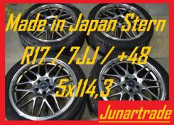 Комплект японских дисков - Stern R17/7JJ/+48/5x114,3 б/п по РФ(A99)