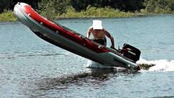 Моторная лодка акваспарк
