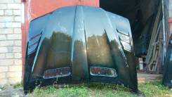 Капот. BMW X5