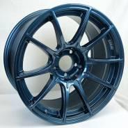 SSR GTX01 R18 8.5j et44 5x114.3 цвет Blue Gunmetal