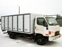 Hyundai HD78. Автофургон хлебный на шасси (240 лотков), 4 775кг., 4x2