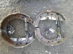 Механизм тормозов R задних+колод 4WD Corona Carina Caldina ST195 ST215