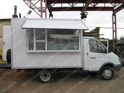 """ГАЗ ГАЗель Бизнес. Автолавка / автомагазин на шасси ГАЗ-3302 """"ГАЗель-Бизнес"""", 2 690куб. см., 1 660кг., 4x2"""