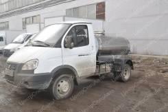 """ГАЗ ГАЗель Бизнес. Молоковоз / Водовоз на шасси ГАЗ-3302 """"ГАЗель-Бизнес"""", 2 690куб. см., 1 660кг., 4x2"""