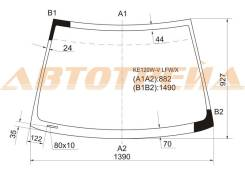 Стекло лобовое Toyota Corolla/RUNX/Allex/Fielder 4/5D 00-06/Lifan Solano 06- KE120W-V LFW/X, переднее