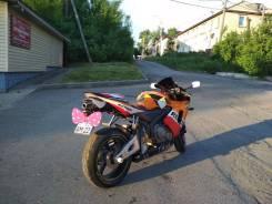 Honda CBR 600RR, 2006
