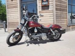 Harley-Davidson Dyna Street Bob, 2013