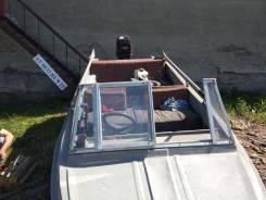 Крым. 1988 год, длина 4,20м., двигатель подвесной, 30,00л.с., бензин
