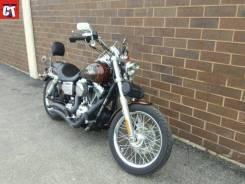 Harley-Davidson Dyna Low Rider FXDLI, 2009