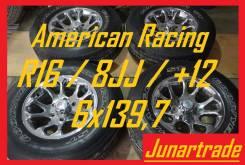 Комплект кованных дисков American Racing R16/8JJ/+12/6x139,7 (A94)