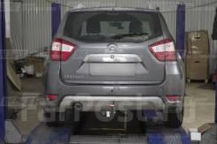 Фаркоп. Renault Duster, HSA, HSM Nissan Terrano, D10 F4R, H4M, K4M, K9K. Под заказ