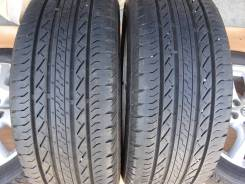 Bridgestone Dueler H/L. летние, 2017 год, б/у, износ 5%