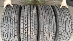 Dunlop. зимние, без шипов, 2014 год, б/у, износ до 5%