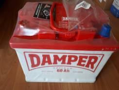 Аккумулятор Damper 60Ah ст Северская