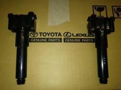 Омыватель левой фары Toyota Camry 50 рестайлинг