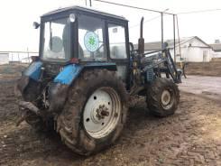 Трактор МТЗ 1221 с пф 1200