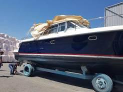 Полировка яхт и катеров, всё виды лако-красочных работ