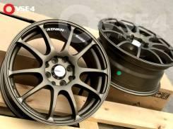 NEW! # Новый =Advan Racing RS= R16 7J 4x100/114,3 MATT Bronze [VSE-4]