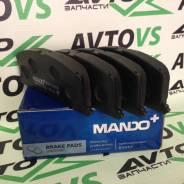 Колодки тормозные дисковые Mando MPT-01