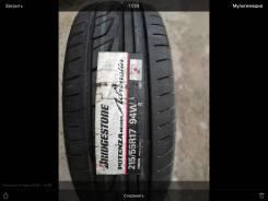 Bridgestone Potenza RE001 Adrenalin. летние, новый