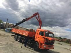КамАЗ 65115, 2018