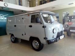 УАЗ 3741. Цельнометаллический фургон 2-х местный, 2 700куб. см., 925кг., 4x4