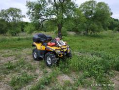 BRP Can-Am Outlander 650 XT, 2012