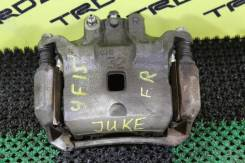 Суппорт передний, правый Nissan Juke F15 HR16 контрактный