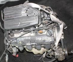 Двигатель HONDA D17A, 1700 куб.см Контрактная HONDA [G110910]