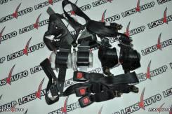 Ремни черные комплект N. Skyline ECR33 RB25DET [Leks-Auto 305]