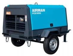 Винтовой компрессор Айрман Airman PDS185 и др. модели