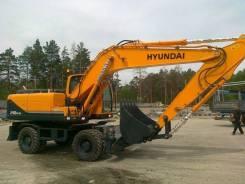 Hyundai R210W-9S. Продаются колесные экскаваторы Hyundai R210W, 1,10куб. м.