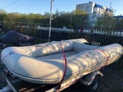 Резиновая лодка Ротан 420
