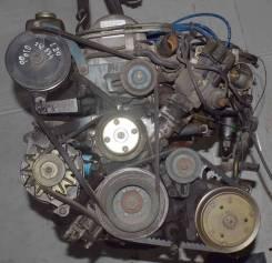 Двигатель в сборе. Nissan Laurel Nissan Cedric Nissan Gloria L20E