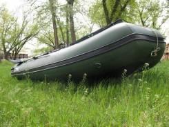 Лодка Stingrey 360-AL