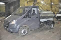ГАЗ ГАЗель Next. Молоковоз / Водовоз на шасси ГАЗель Некст / А21R23 / А21R22, 2 690куб. см., 1 500кг., 4x2