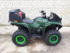 Yamaha Grizzly 700 FI, 2008