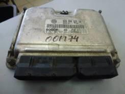 Блок управления двс. Volkswagen Touareg, 7LA BMV