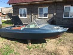 Лодка Крым. Водомёт.