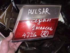 Стоп правый в крышку багажника Nissan Pulsar